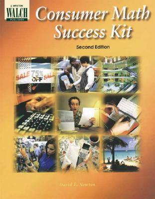 Consumer Math Success Kit - Newton, David E, PH D