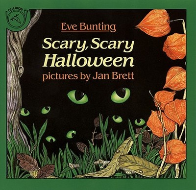 Scary, Scary Halloween - Bunting, Eve