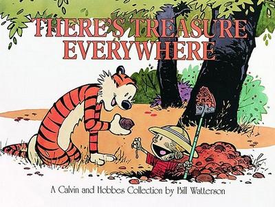 There's Treasure Everywhere - Watterson, Bill