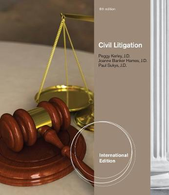 Civil Litigation - Kerley, Peggy