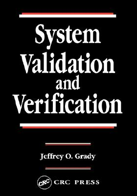 System Validation and Verification - Grady, Jeffrey O