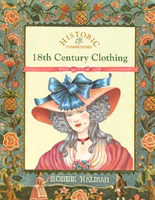 18th Century Clothing - Kalman, Bobbie