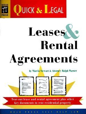Leases & Rental Agreements -