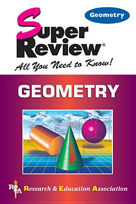 Geometry - Research & Education Association, and Fogiel, M, Dr.