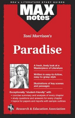 Paradise (Maxnotes Literature Guides) - Gracer, David M, and Morrison, Toni, and English Literature Study Guides