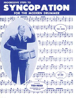 Progressive Steps to Syncopation for the Modern Drummer - Reed, Ted