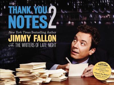 Thank You Notes 2 - Fallon, Jimmy