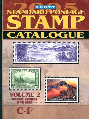 Scott Standard Postage Stamp Catalogue Vol. 2: Countries of the World C-F - Subway Stamp Shop (Creator)