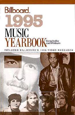 1995 Music Yearbook: Softcover - Whitburn, Joel
