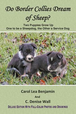 Do Border Collies Dream of Sheep? Full Color Edition - Benjamin, Carol Lea, and Wall, C Denise