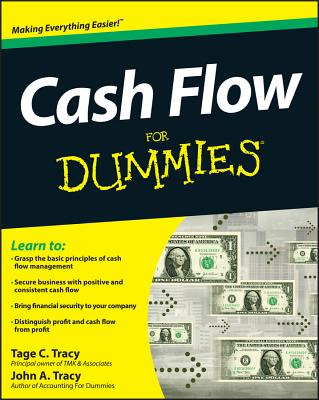 Cash Flow For Dummies - Tracy, John A., and Tracy, Tage
