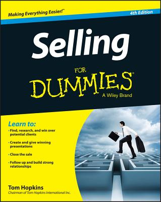 Selling for Dummies - Hopkins, Tom
