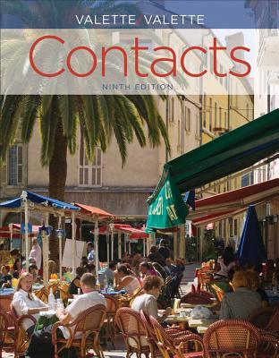 Contacts: Langue Et Culture Francaises - Valette, Jean-Paul, and Valette, Rebecca M