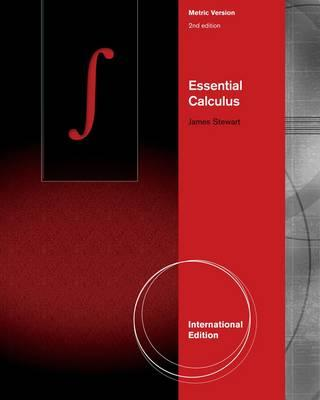 Essential Calculus - Stewart, James