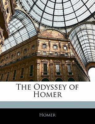 The Odyssey of Homer - Homer
