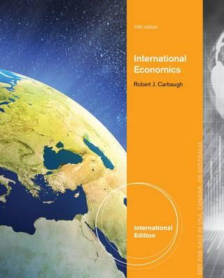 International Economics - Carbaugh, Robert J.