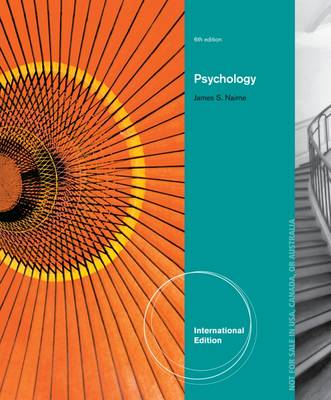 Psychology - Nairne, James S.