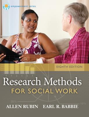 Research Methods for Social Work - Rubin, Allen, and Babbie, Earl R