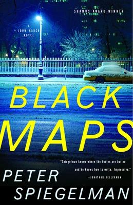Black Maps - Spiegelman, Peter