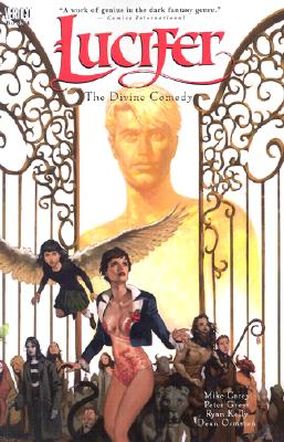Lucifer Vol 04: The Divine Comedy - Carey, Mike