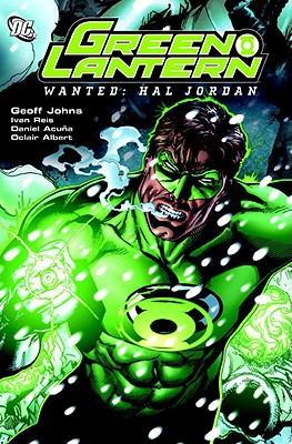 Wanted: Hal Jordan - Johns, Geoff