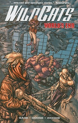 Wildcats: World's End - Gage, Christos