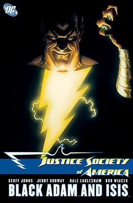 Black Adam and Isis - Johns, Geoff, and Sturges, Matthew