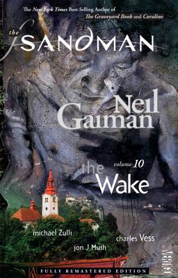 Wake - Gaiman, Neil