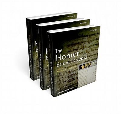 The Homer Encyclopedia - Finkelberg, Margalit (Editor)