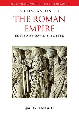A Companion to the Roman Empire - Potter, David S (Editor)