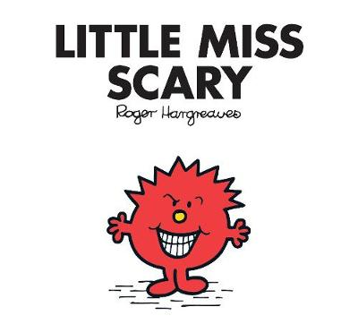 Little Miss Scary - Hargreaves, Roger