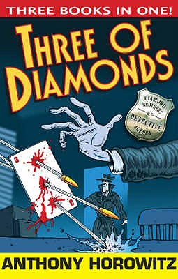The Three of Diamonds - Horowitz, Anthony