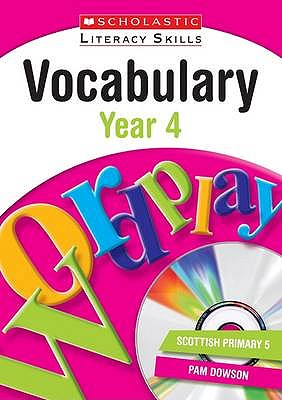 Vocabulary: Year 4 - Dowson, Pam