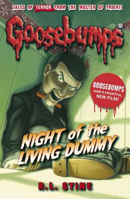 Night of the Living Dummy - Stine, R. L.