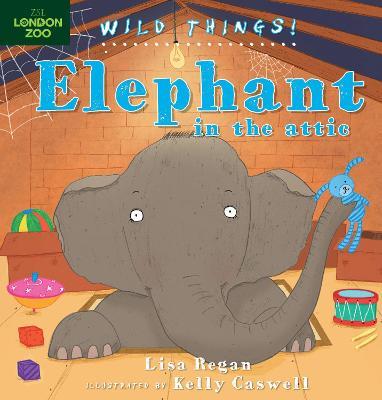 Elephant - Regan, Lisa