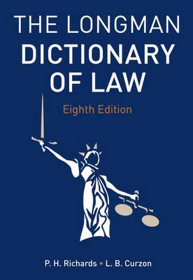 Dictionary of Law Pack - Richards, Paul, and Curzon, L. B.