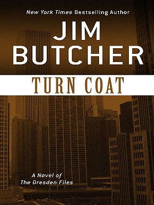 Turn Coat - Butcher, Jim