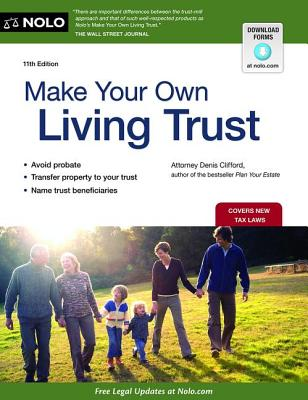 Make Your Own Living Trust - Clifford, Denis, Attorney