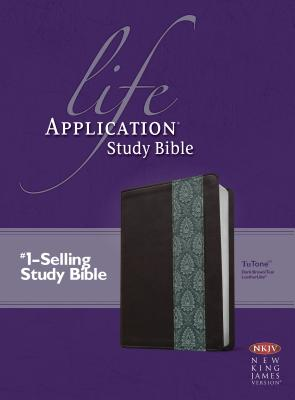 Life Application Study Bible-NKJV - Tyndale House Publishers (Creator)
