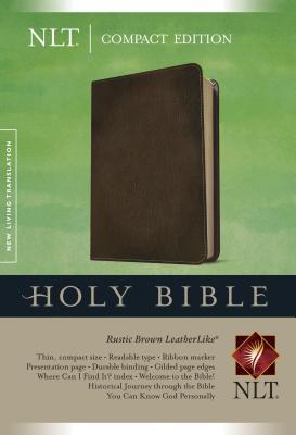 Compact Bible-NLT - Tyndale House Publishers (Creator)