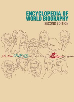 Encyclopedia of World Biography Supplement - Craddock, James (Editor)