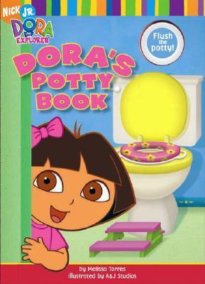 Doras Potty Book - Torres, Melissa