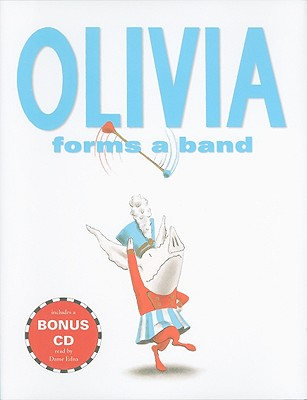 Olivia Forms a Band - Dame Edna (Read by)