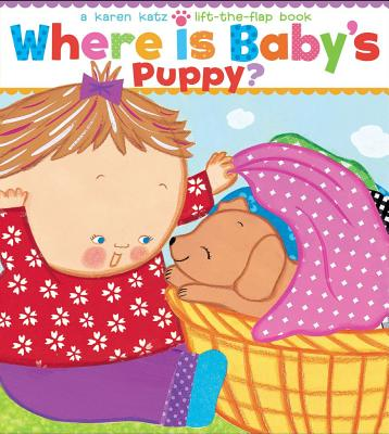 Where Is Baby's Puppy? -