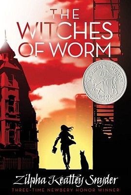 The Witches of Worm - Snyder, Zilpha Keatley