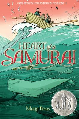 Heart of a Samurai - Preus, Margi