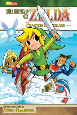The Legend of Zelda, Volume 10: Phantom Hourglass - Himekawa, Akira (Illustrator)
