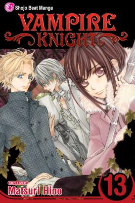 Vampire Knight, Volume 13 - Hino, Matsuri (Illustrator)