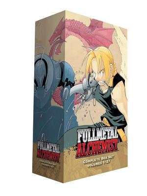 Fullmetal Alchemist Complete Box Set: Volumes 1-27 - Arakawa, Hiromu