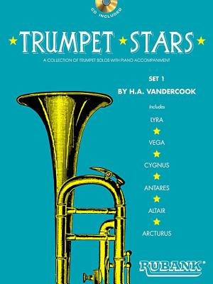 Trumpet Stars - Set 1: Book/CD Pack - Hal Leonard Publishing Corporation (Creator)